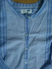 BNWT Old Navy light blue and white stripy cotton tunic (XL)