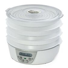 Presto 06301 Dehydro Digital Electric Food Dehydrator White