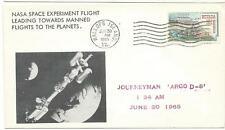 6/30/65 NASA Space Experiment Flight to the Planets Journeyman Argo D8