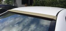 REAR ROOF SPOILER ABS FOR TOYOTA COROLLA ALTIS 2008-2013 Unpainted
