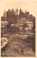 BR55909 Le chateau counfluent du Bronze La roche en ardenne belgium
