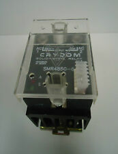 • CRYDOM Halbleiterrelais / Solid State Relay SMR4850-6 -used- #GO