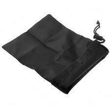 Black Storage Bag Pouch Protective for Accessories & GoPro Hero 4 1 2 3 3+