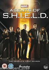 AGENTS OF SHIELD COMPLETE SERIES 1 DVD All Episode First Season Marvel UK New R2