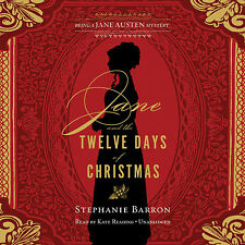 Jane and the Twelve Days of Christmas: Being a Jane Austen Mystery (Jane Austen