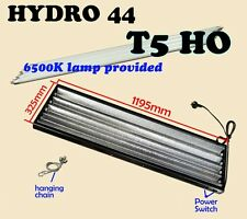 T5 4X54W 6400K (GROW) FLURO LIGHT + SERIAL PORT PROPOGATION HYDROPONIC LIGHTING