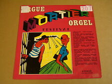 ORGAN LP / ORGUE MORTIER ORGEL FESTIVAL