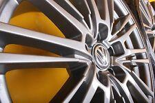 NEU für VW Passat 3C 18 Zoll Alufelgen WH18 Daytonagrau Sommerräder 225/40 R18