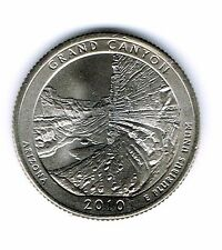 2010-D Brilliant Uncirculated Grand Canyon National Park Quarter Coin!