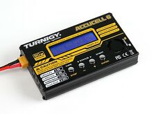 Balancer Charger 80W 10A Battery Turnigy Accucel-6 Accucell LiPo LiFe NiMh LiHV