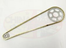 Chain and Sprockets GOLD X-Ring Honda CB600 F-7,8,9,A,B,C,D HORNET (PC41) 07-13
