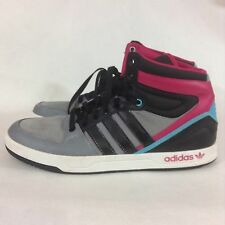 Adidas Originals Men's Court Attitude Basketball Sneakers Shoes Pink Size 1