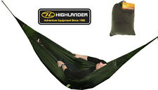 Travel Camping Garden Tree Army Military Lightweight Hammock Pouch Stuff Bag New