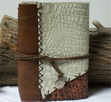Midori Style,Leather Journal Cover,Travel Journal,Notebook,Diary, Passport 6X4.5