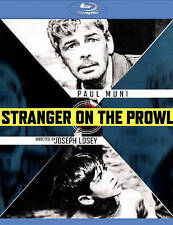 Stranger on the Prowl (1952)  (Blu-ray Disc, 2014)  Paul Muni  Joseph Losey