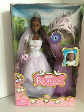 RAR!Barbie Collector Rapunzel`s Wedding African American mit leuchtende  NRFB