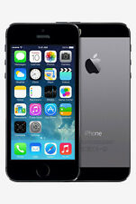 Used Apple iPhone 5S 16 GB Space Grey Smartphone Mobile Good Condition