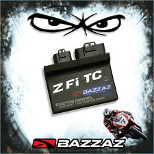 13 - 14 TRIUMPH 675 (NON-ABS) NEW BAZZAZ TRACTION CONTROL SYSTEM TC Z-FI & QS