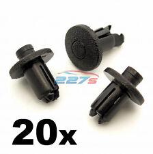 20x Paraurti In Plastica Gancetti per Toyota, 9mm Foro, 90467-09139