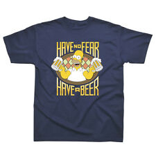 The Simpsons Homer Have No Fear T-shirt official import taglia medium