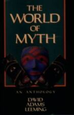 The World of Myth : An Anthology (1992, Paperback)