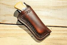 Buck 110 Custom Leather Knife Sheath