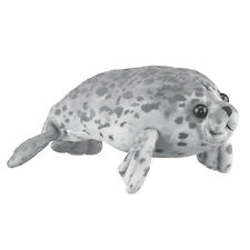 New Spotted Harbor Seal Gray Plush Stuffed Animal Toy Wildlife Artists XL Toys