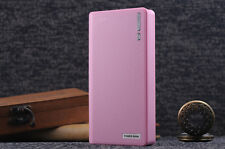 50000mAh Backup External Battery Power Bank +Wall Charger +Cable for iPhone 5s 6