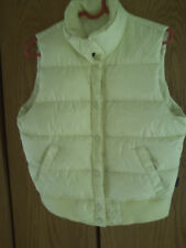 Womens Abercrombie & Fitch Outerwear 50% Down 50% Waterfowl  Feathers  vest Sz L