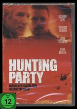 DVD HUNTING PARTY - RICHARD GERE + DIANE KRUGER + TERENCE HOWARD **NEU**