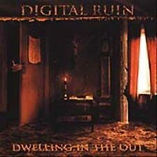 Dwelling in the Out by Digital Ruin (CD, 2004, Inside Out) prog metal
