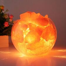 Natural Himalayan Air Purifier Crystal Rock Salt Block for Salt Light Salt Lamp