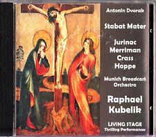 DVORAK-Stabat Mater (Sena Jurinac/Nan Merriman) Rafael Kubelik RARE (Live 1964)