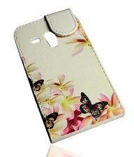Design 13 Flip Tasche Cover Case Handy Hülle  für Samsung i8190 Galaxy S3 Mini