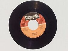 King Floyd GROOVE ME / WHAT OUR LOVE NEEDS VG  45 RPM