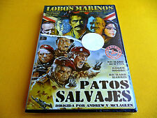 LOBOS MARINOS / PATOS SALVAJES - The Sea Wolves / The Wild Geese - Precintada