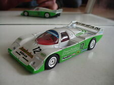 """Tomica Dandy Nissan Skyline Group-C """"Soundevice"""" in White on 1:43"""
