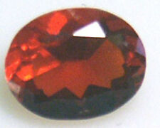 Gorgeous! 0.7 cts 7x5.8 mm Oval Mexican Cherry Opal