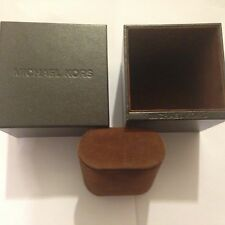 MICHAEL KORS Authentic Original Wrist Watch Gift Box Case With Pillow