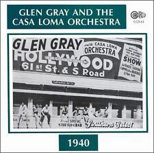 Glen Gray-Casa Loma Orchestra 1940 CD NEW