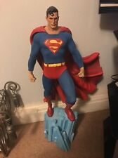 Sideshow Exclusive Superman Statue