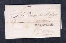 1837.- MATANZAS A LA HABANA