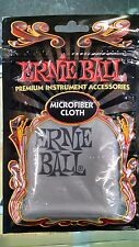 Ernie Ball Microfiber Guitar Polish Cloth Made in USA Model 4220 MPN 4220