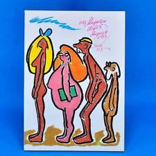 Das Magazin 8/1984   Akt Erotik Werbung   DDR Geburtstag Zeitschrift Zeitung