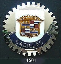 Cadillac Owner Car Grille Badge - NEW