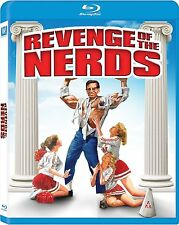 REVENGE OF THE NERDS (1984) -  Blu Ray - Sealed Region free for UK