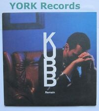 "KUBB - Remain - Excellent Condition 7"" Single Mercury 9878120"