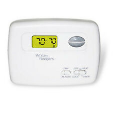 Thermostat White Rodgers Heat Pump 2 heat / 1 cool 1F79-111 (NOT FOR GAS)