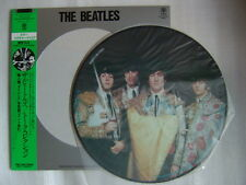 PICTURE VINYL / THE BEATLES TIMELESS / UN-PLAYED WITH OBI