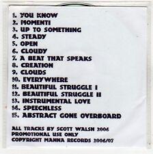 (FV48) Notes, When It Rains It Pours - 2007 DJ CD